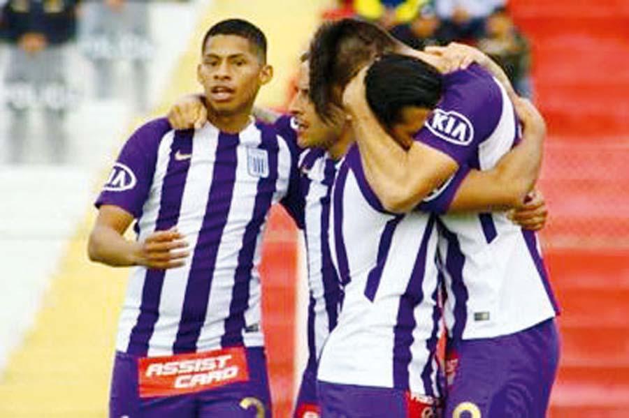 Alianza Lima triunfo al vencer 1-0 a UTC