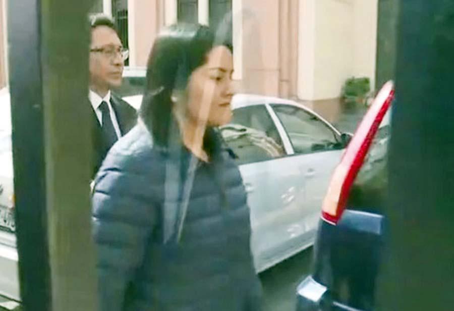 Carmela Paucará, secretaria personal de Keiko Fujimori