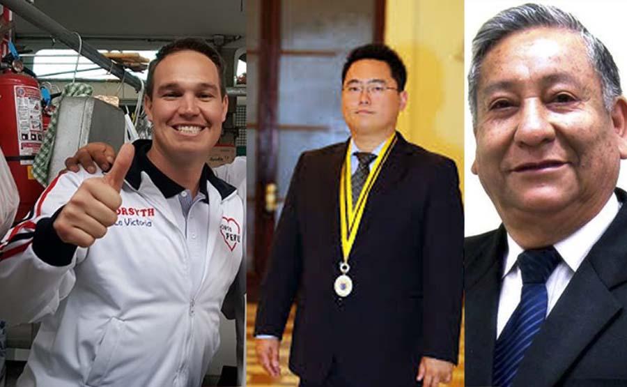 Ganadores elecciones municipales 2018