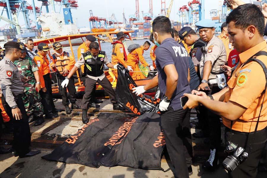 Indonesia: No encuentran cuerpos