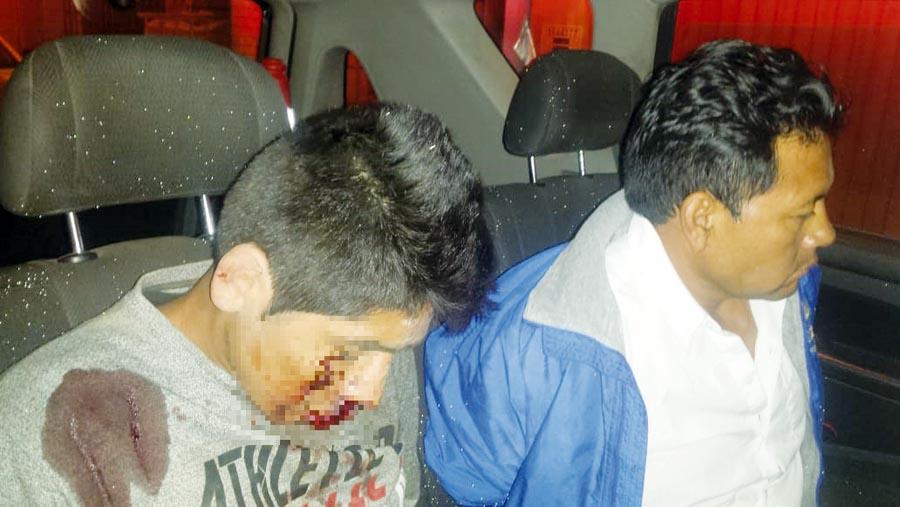 Matan a taxista pordefender a esposa