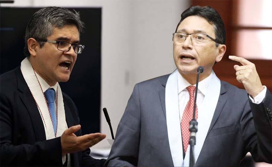 fiscal José Domingo Pérez Gómez