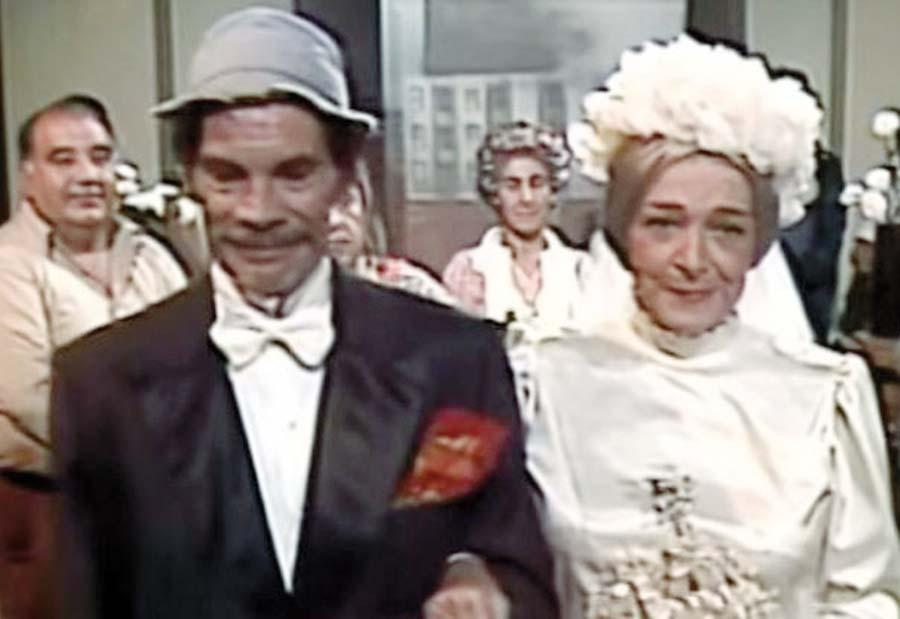 'La Bruja del 71' también amo a 'Don Ramon' en la vida real