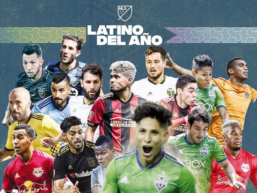 'La Pulga' nuevamente competirá por el podio de Latino del año