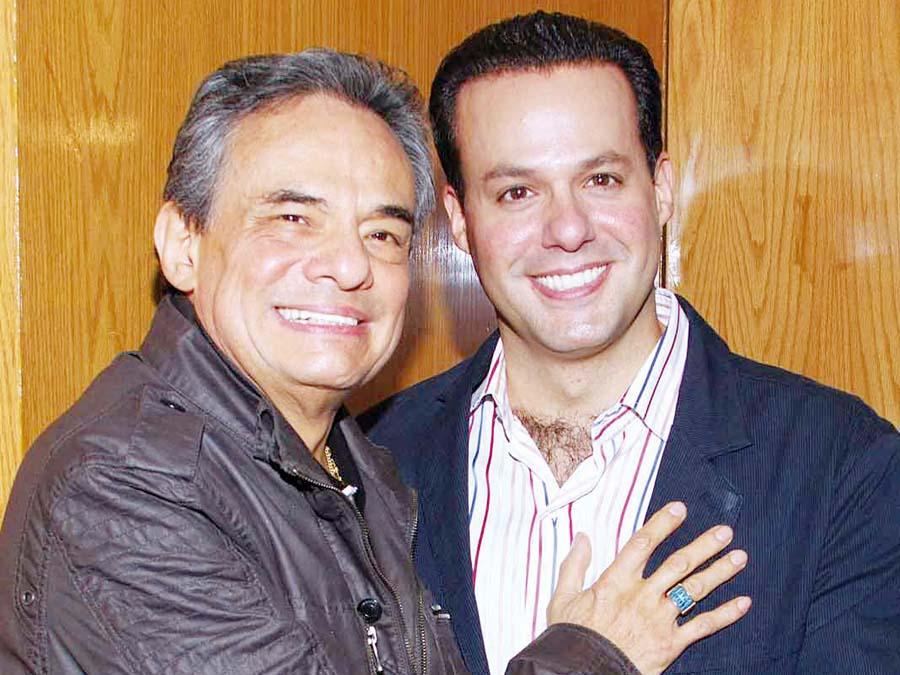 José José y su hijo José Joel