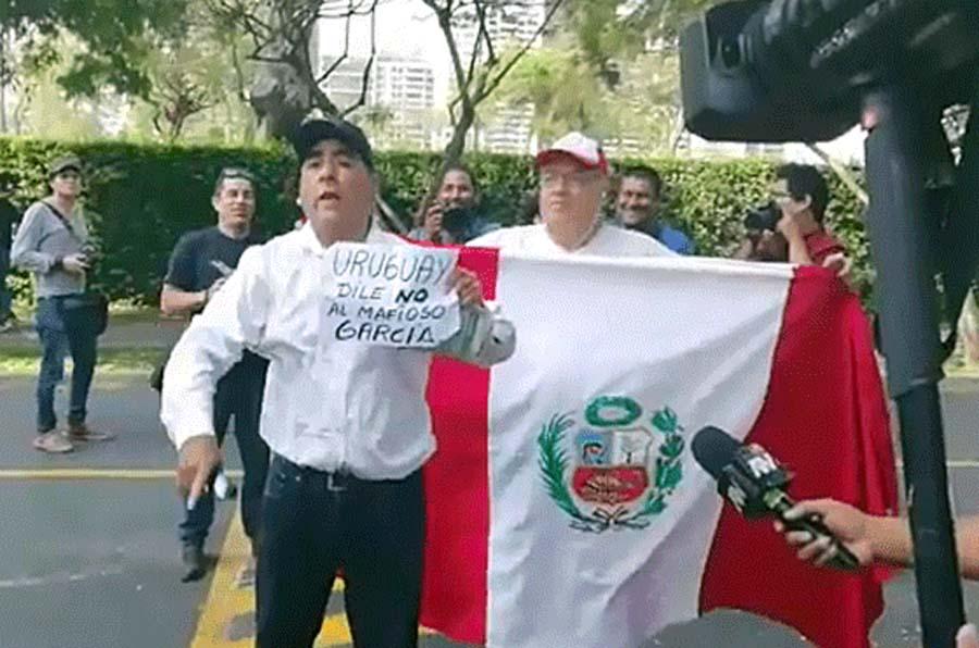 Protestan por Alan