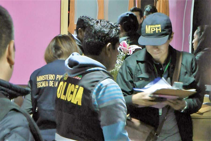 Rescatan a venezolanas de red de prostitución