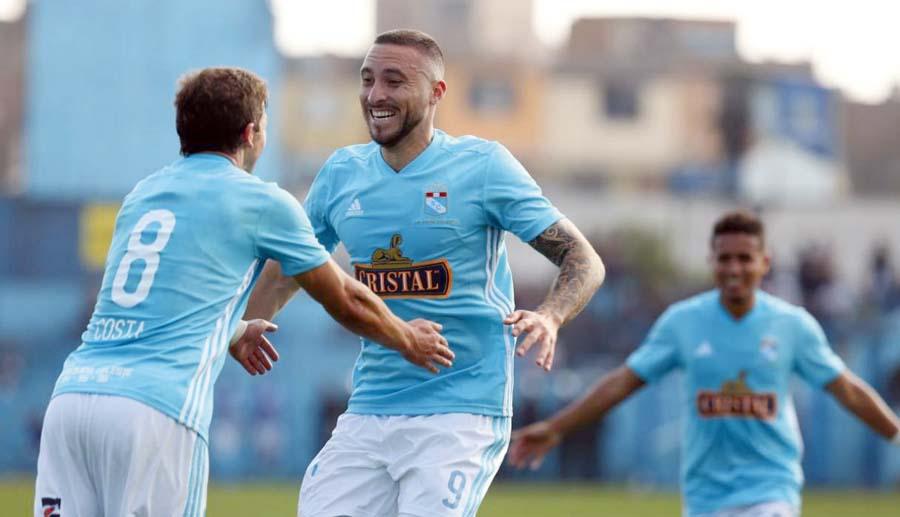 Sporting Cristal goleó por 6-0 a Ayacucho FC