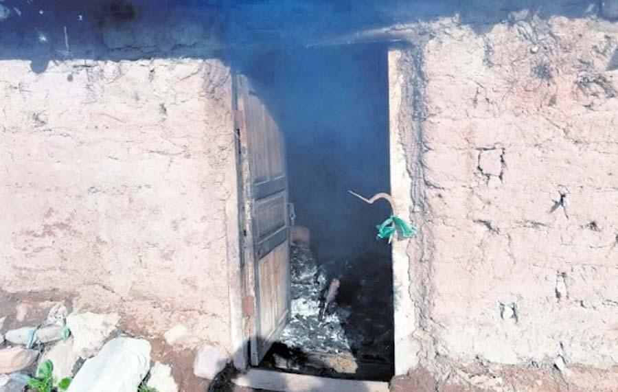 Violan y queman a anciana en el Cusco