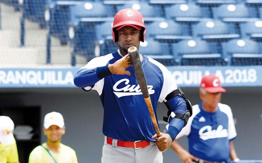 Beisbolistas cubanos