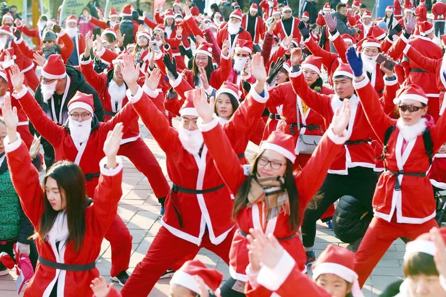 Navidad en Asia