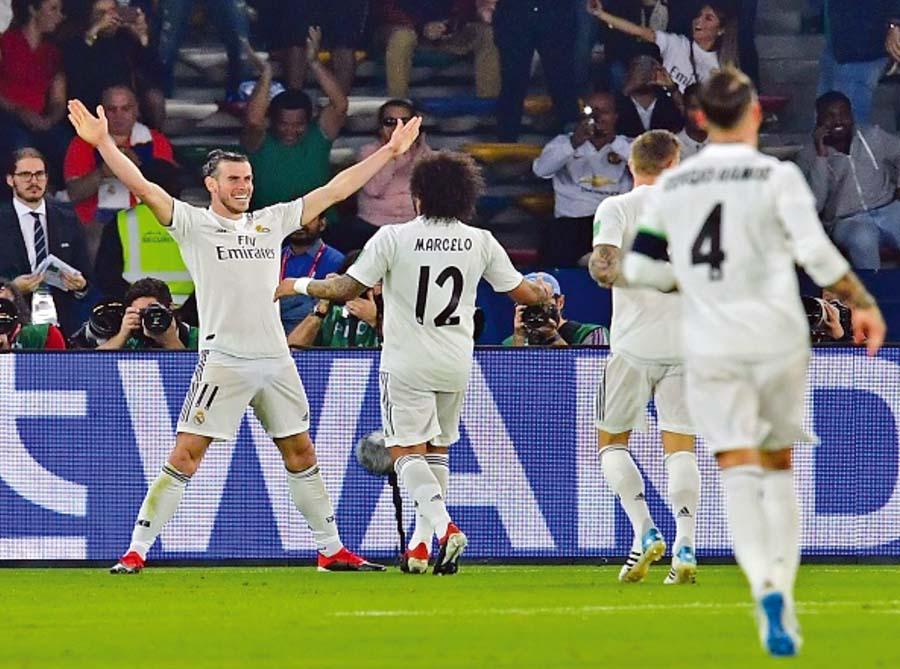 Real Madrid vs Alain