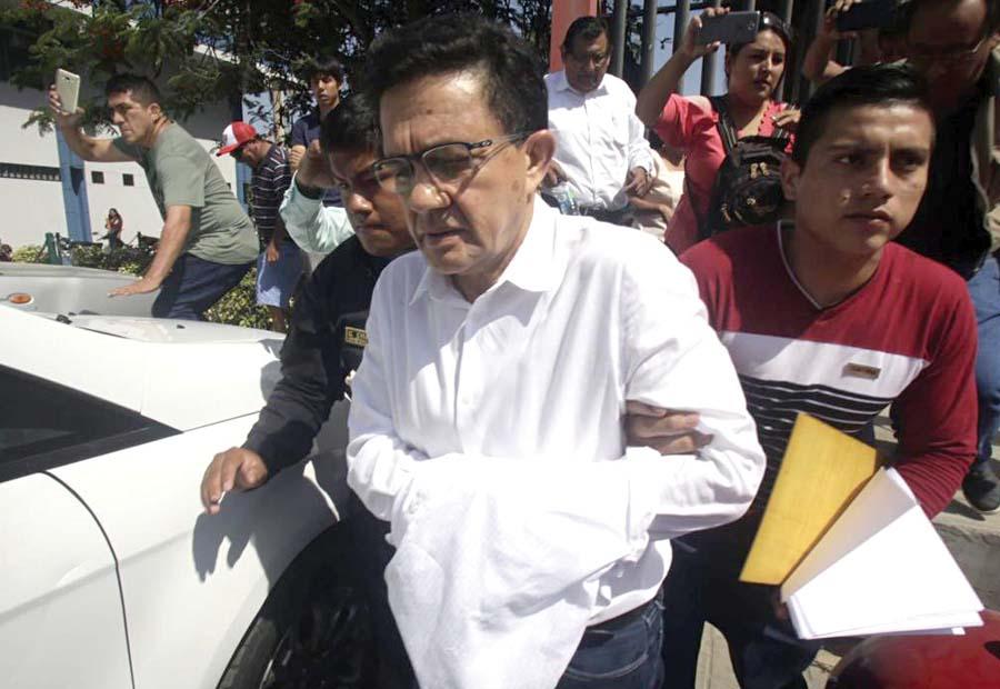Antonio Becerril, hermano del congresista de Fuerza Popular Héctor Becerril