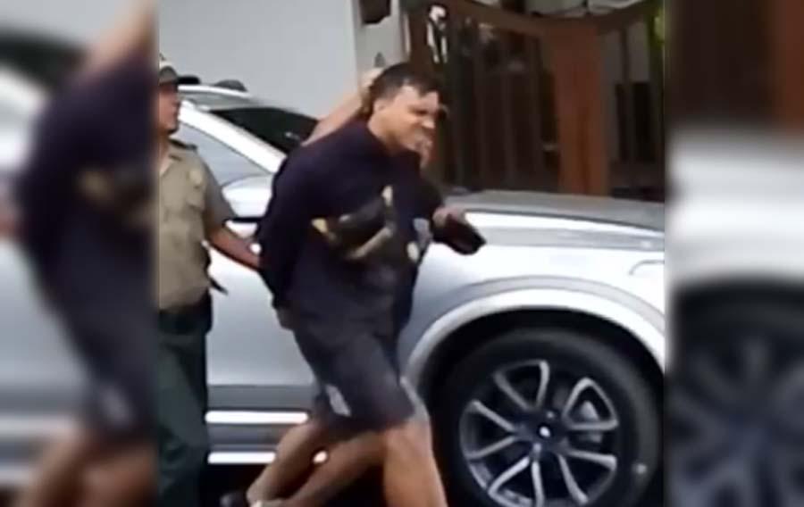 Caen ocho extranjeros tras secuestrar y asaltar a una familia