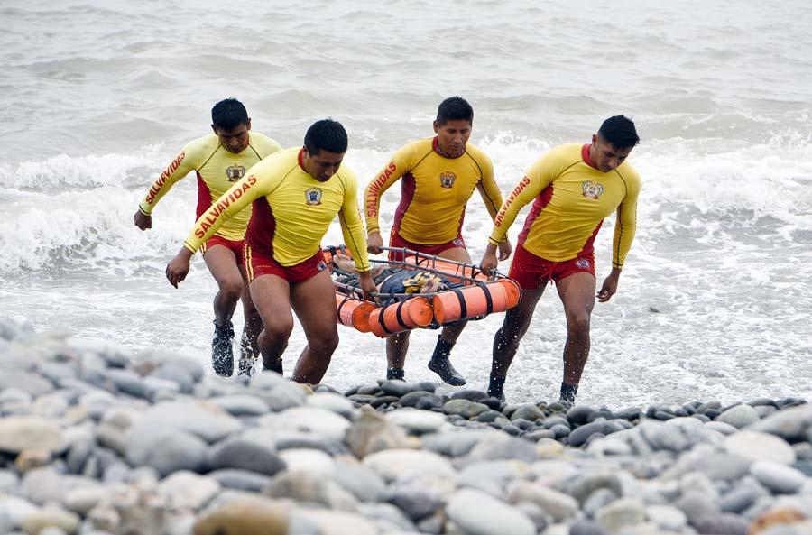 Escapa de Policía pero muere ahogado
