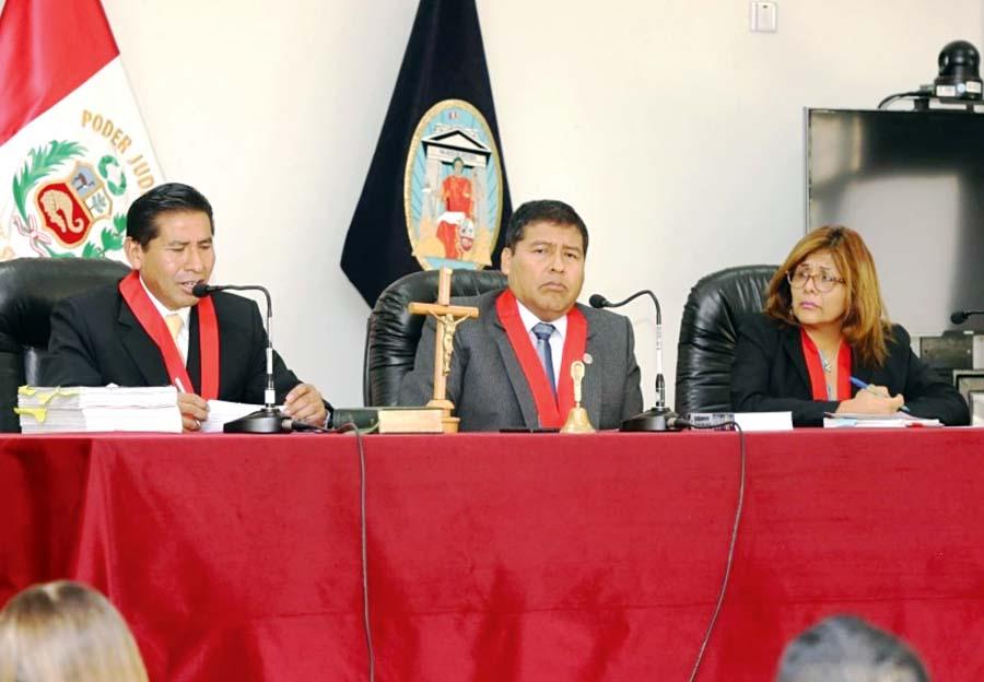 Esperan recusación contra sala Salhuanay por juez Carhuancho