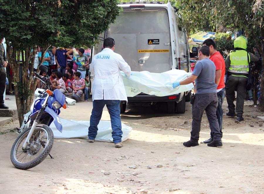 Matan a venezolano porfaltar respeto a peruanos