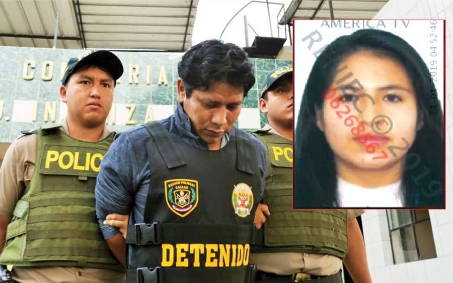 Otro caso de feminicidio en el Callao: Depravado asesina a vecina por violarla