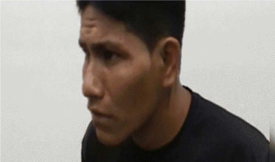 Segundo Alfredo Amasifuén Flores vendía drogas a domicilio por Whatsapp en Lurín