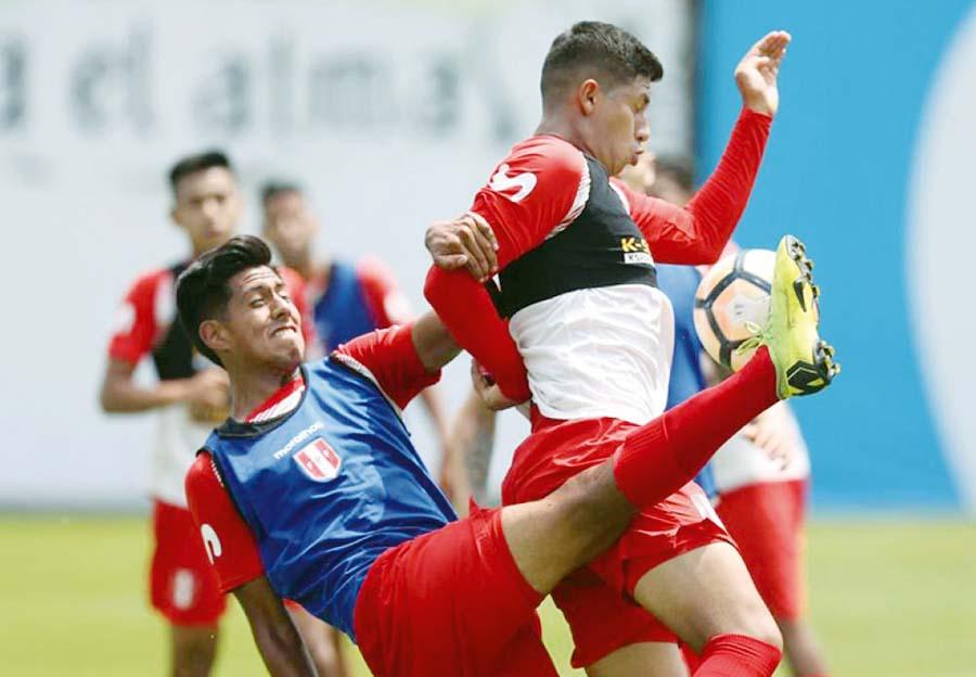 Selección nacional Sub 20