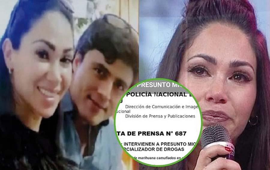 Novio de Melissa Loza, identificado como Juan Diego Álvarez