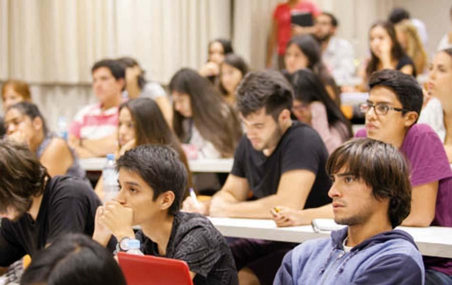 Estudiante universidades
