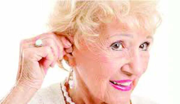 Audífonos, solución a la pérdida auditiva