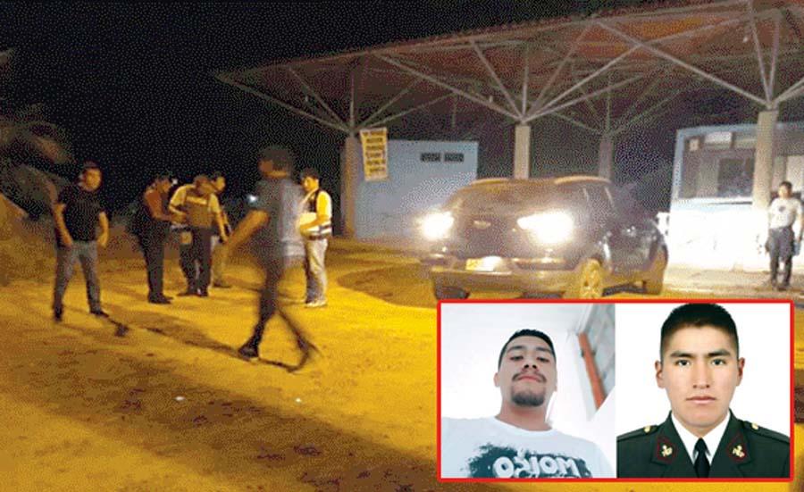 Policías heridos en Puerto Maldonado