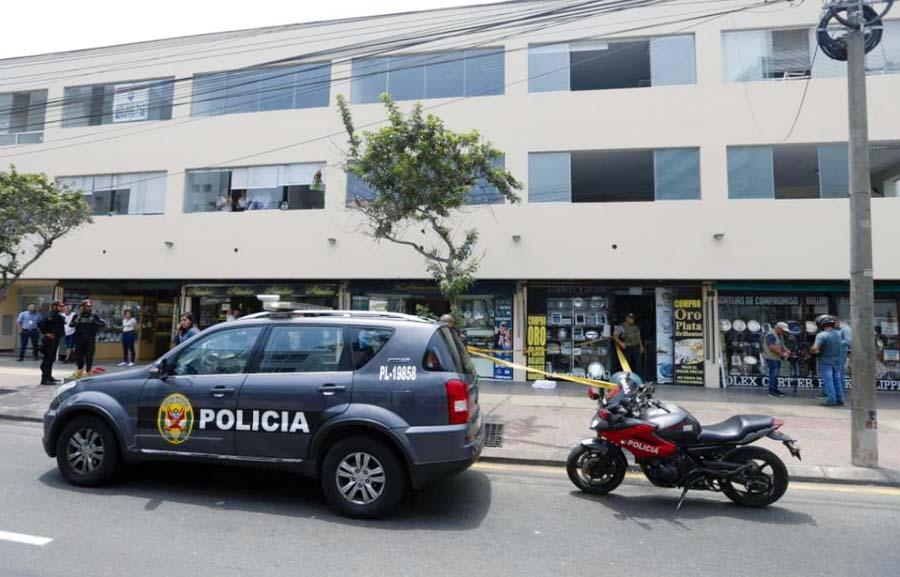 Se llevan más de $25 mil de edificio de Miraflores