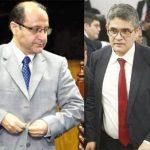 Domingo Pérez acusó de estar mucho tiempo 'inactivo' a su colega Hamilton Castro