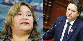 Janet Sánchez yDaniel Salaverry