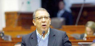 Marco Arana, congresista del Frente Amplio