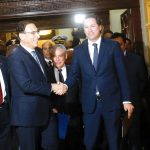 Salaverry se reunió con Martín Vizcarra