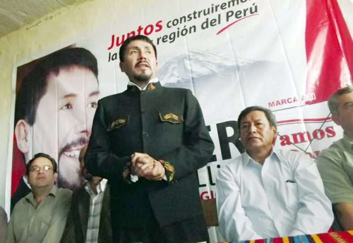 Elmer Cáceres