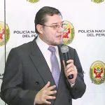 Fiscal contra el crimen organizado, Jorge Chávez Cotrina