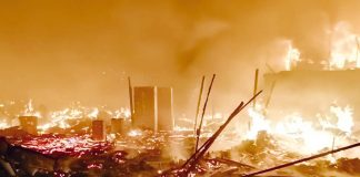 Incendio en el Callao dejó sin casa a 200 familias
