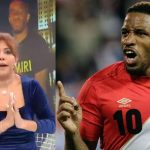 Magaly recibe carta notarial de Jefferson Farfán