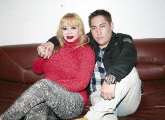 Susy Díaz y Walter Obregón