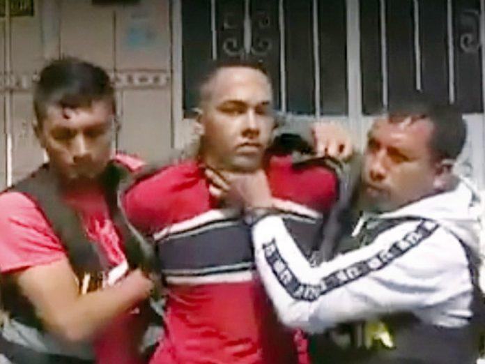 Capturaron a venezolanos que intentaron robar casa de apuestas
