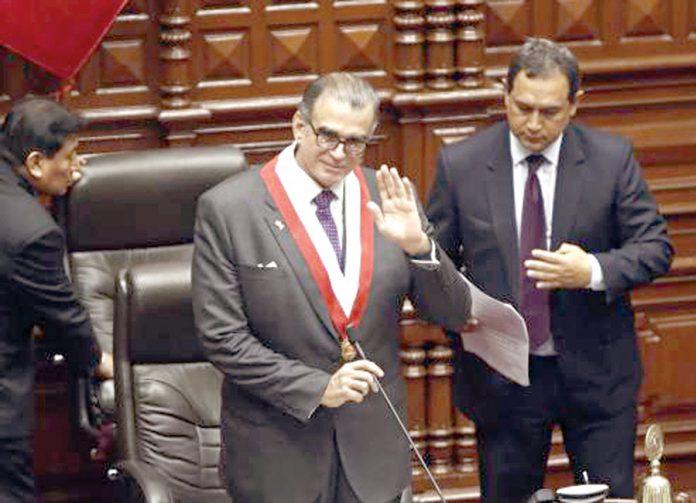 Pedro Olaechea Álvarez Calderón