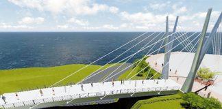 Puente que unirá Miraflores y San Isidro
