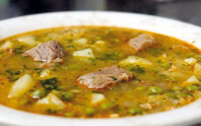 Sopa huachana