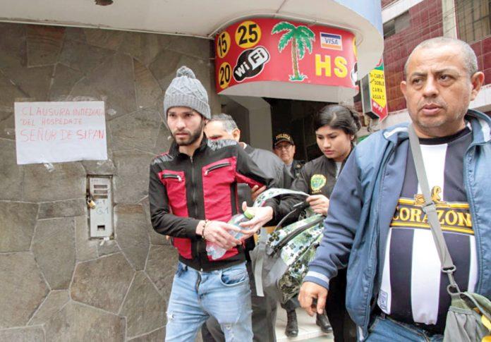 'Veneco' es sospechoso de mutilar cuerpos