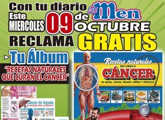 Álbum Recetas naturales que curan el cancer