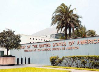 Embajada de Estados Unidos en Lima