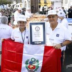 Guinness World Records al alcanzar 784.53 kilos de ensalada de corazones de esta hortaliza