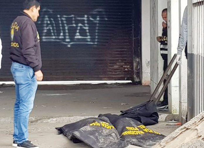 Hallan cuerpos mutilados por todo Lima