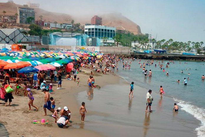 Playa Agua dulce