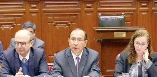 Presidente del Jurado Nacional de Elecciones (JNE), Víctor Ticona