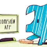 Comision AFP